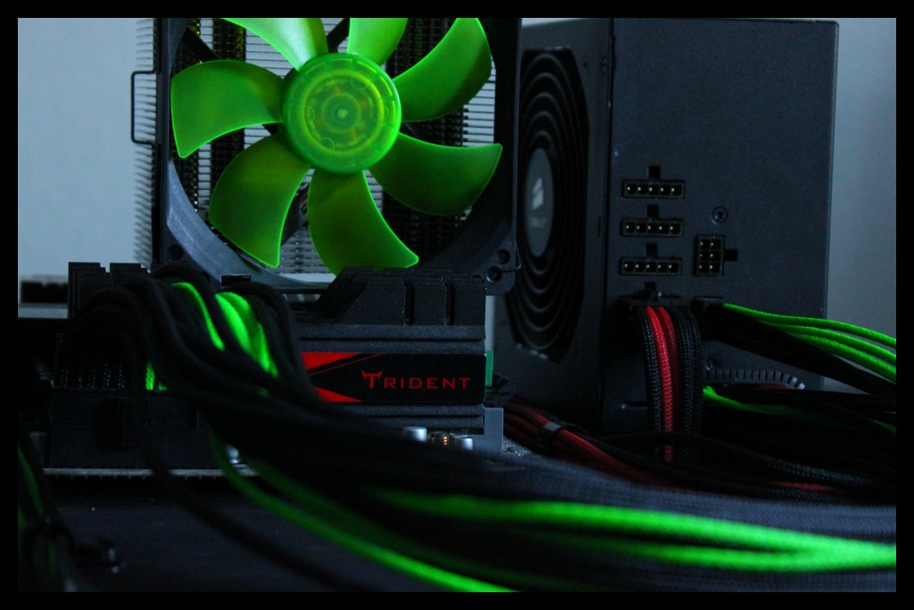 double PC [worklog] Modding Overclocking Cooling